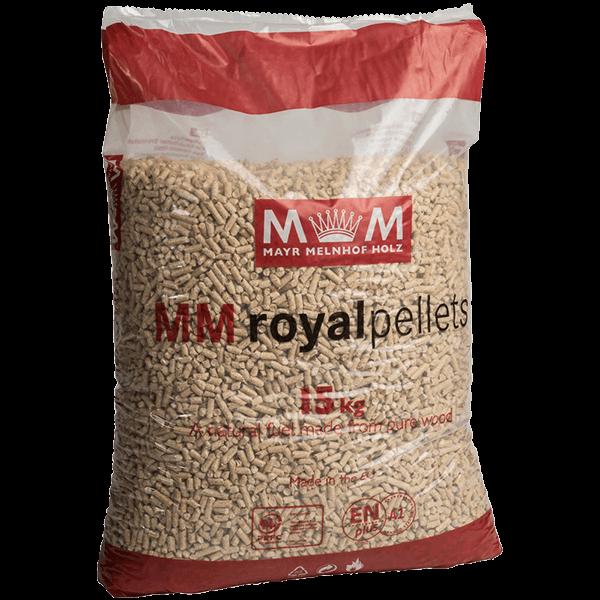 Royal pellets